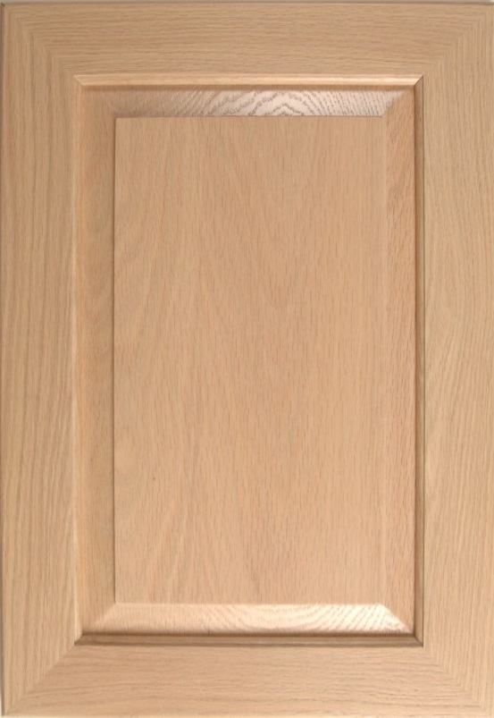Maple Sanibel Kimble with Mitered Corners in a Frost Finish