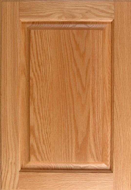Oak Sanibel Kimble in a Natural Finish