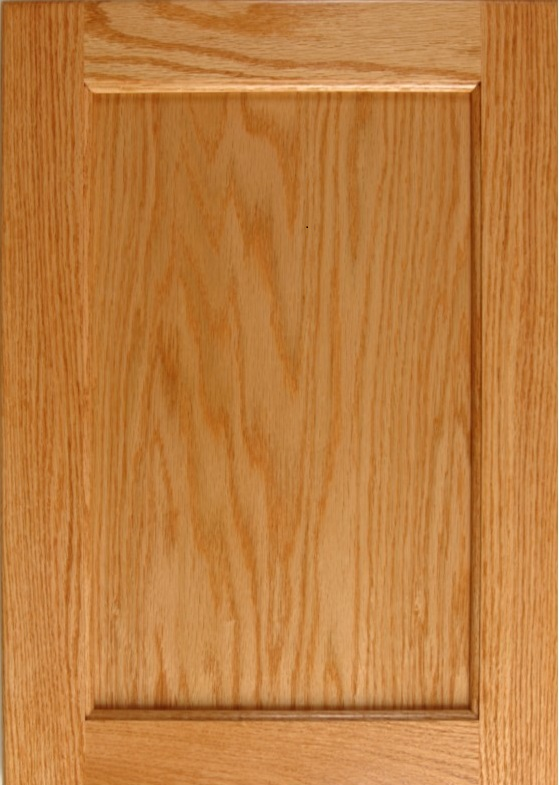 Oak Sanibel Madison Square in a Natural Finish